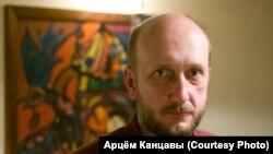 Ігар Міклашэвіч. Здымак Арцёма Канцавога.