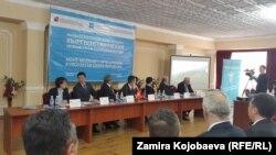 Кыргыз-чех ишкерлер жыйыны. 16-март, 2016-жыл.