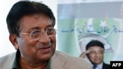 Пәкістанның бұрынғы президенті Первез Мушарраф.