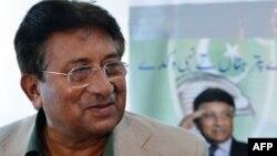 Пәкістанның бұрынғы президенті Первез Мушарраф. Дубай, БАӘ, 23 наурыз 2013 жыл.