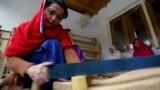 Carpenters Challenge Notions Of 'Women's Work' In Pakistan