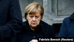 Архивска фотографија-германската канцеларка Ангела Меркел