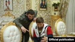 Даудов Мохьмад а, Кадыров Рамзан а