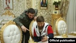 Даудов Мохьмад а (аьрру агIорхьара), Кадыров Рамзан а