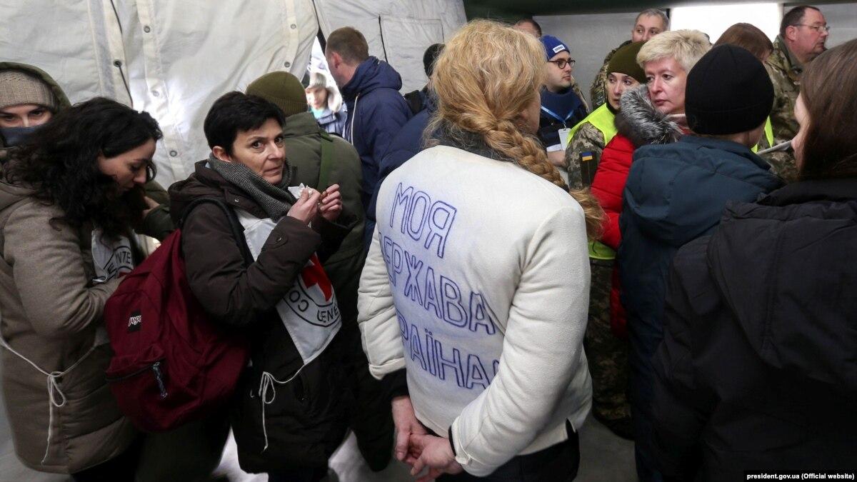 «Я не ваша «гражданка», и не изменница, моя родина – Украина!» – бывшая пленная группировки «ЛНР»