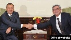 Prezidentlərin Kişinyov görüşü, 8 oktyabr 2009