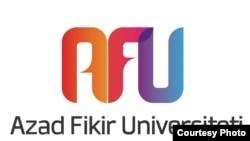 Логотип Университета Azad Fikir