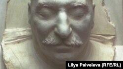 Посмертная маска Сталина (из собрания Государственного Исторического музея)