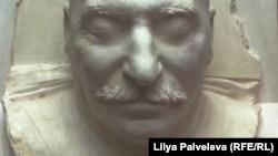 Посмертная маска Сталина