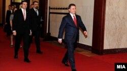 Македонскиот премиер Никола Груевски во посета на Народна Република Кина на 2 јули 2013 година.