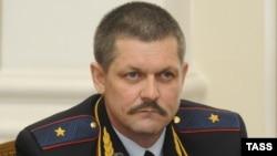 Начальник московского главного управления МВД Анатолий Якунин.