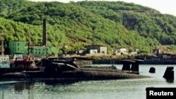 Ruska nuklearna podmornica ''Kursk''