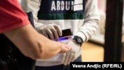 არჩევნები სერბეთში. ბელგრადი, ივნისი, 2020