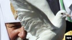 Patriarhul Kirill la Kiev