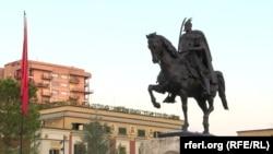 Ալբանիայի մայրաքաղաք Տիրանան, արխիվ