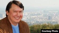 Рахат Алиев, бывший зять Нурсултана Назарбаева. Вена, 2008 год.