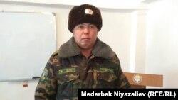 Абдыжапар Карыпбеков.