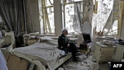 Alepo, 9. mar 2017.