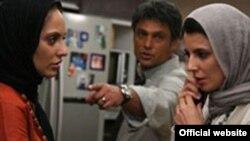 صحنه ای از فیلم سعادت آباد