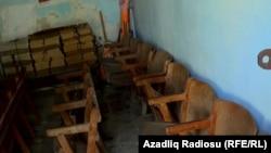 Помещение районного отделения ПНФА в Сабирабаде