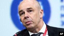 Министр финансов России Антон Силуанов.
