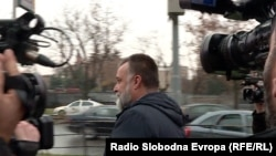 Првообвинетиот поранешен началник на Петтата управа, Горан Грујовски,