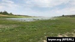 Белогорское водохранилище, архивное фото
