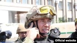 Міністр оборони Валерій Гелетей