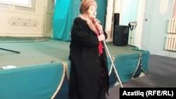 Байзә Канбәкова
