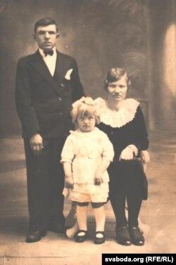 Сім'я Гринцевичів у Франції