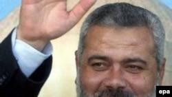 اسماعیل هنیه نخست وزیر تشکیلات خودگردان فلسطینی