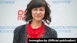 Ірына Акуловіч.