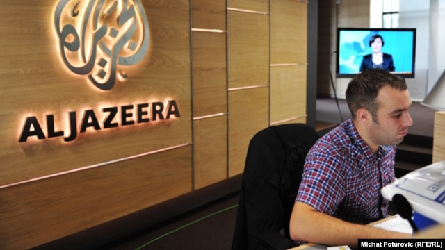 Al-Jazeera Balkans just celebrated its first anniversary.