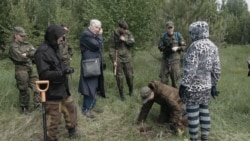 Siberian Activists Fight To Commemorate Gulag Victims