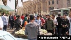 Kair, 2013-nji ýylyň noýabr aýy.