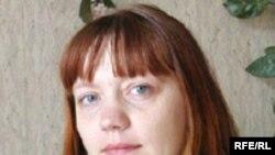 Belarus - Lera Som, poet, 08Feb2008
