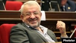ԱԺ պատգամավոր Աշոտ Աղաբաբյանը: