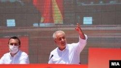 Насер Зибери, нов омбудсман и поранешен кандидат за прв Албанец-премиер