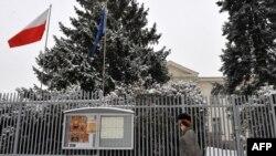 Польская амбасада ў Менску
