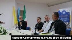 Обговорення на ІІ Форумі Форум мігрантів УГКЦ Центральної та Західної Європи. Рим. 6 жовтня 2018року