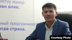 Бектурсун Такелеев.