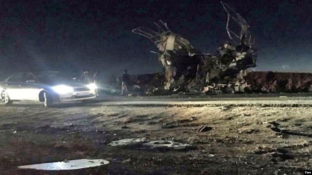 فرمانده نیروی زمینی سپاه: عامل حمله انتحاری پاکستانی بود