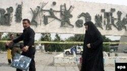 نصب الحرية من اعمال الفنان العراقي الراحل جواد سليم
