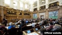 Predstavnici parlamenata i Igmanske inicijative na sjednici Nordijskog saveta, ilustrativna fotografija: Igmanska inicijativa