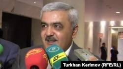 Президент Государственной нефтяной компании Азербайджанской Республики (ГНКАР - SOCAR) Ровнаг Абдуллаев.