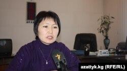 Нурбүбү Кененбаева
