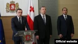 Кадровые перестановки премьер-министр Ираклий Гарибашвили объяснил желанием сделать работу правительства еще более эффективной