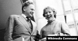 Nazim Hikmət və Vera Tulyakova