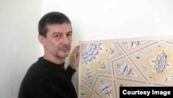 Sobiq mahbus Baxtiyor Xanazarov qamalguniga qadar arxitektura va dizayn firmasining rahbari edi.