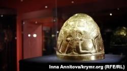 Скифское золото. Архивное фото
